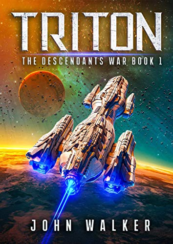 Triton: The Descendants War Book 1 by John Walker